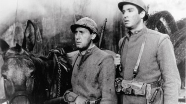 Grande Guerra, La / Great War, The (1959) | Pers: Alberto Sordi, Vittorio Gassman | Dir: Mario Monicelli | Ref: GRA039AB | Photo Credit: [ De Laurentiis/Gray Films / The Kobal Collection ] | Editorial use only related to cinema, television and personalities. Not for cover use, advertising or fictional works without specific prior agreement